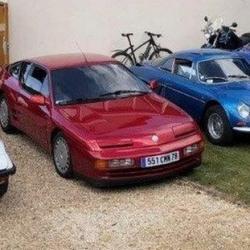 Les voitures de François A.